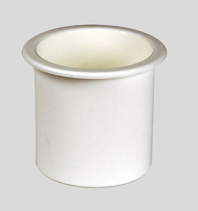 BECKSON Recessed White  Drink Holders