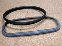 Old and New Gaskets